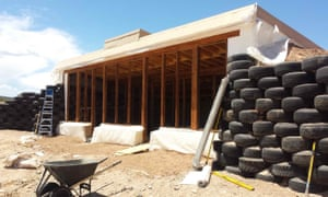 Earthship Biotecture in collaboration with Biotecture Planet Earth is building a self-sustained home for a family living on Six Nations of the Grand River Territory.