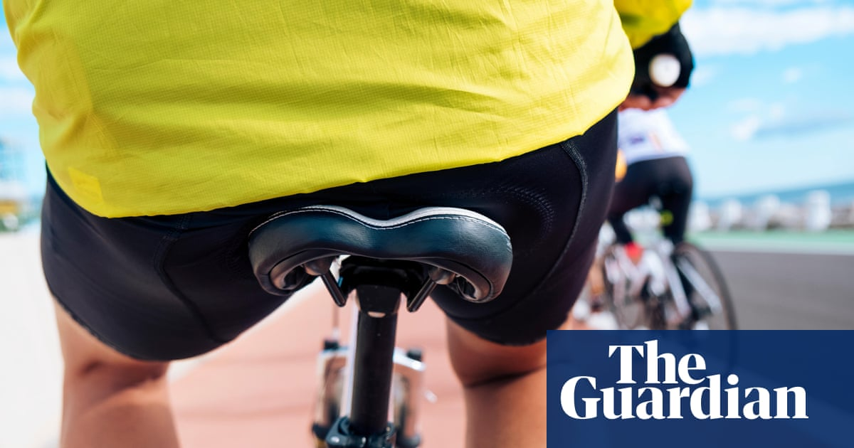 Does cycling really damage men's sexual organs?