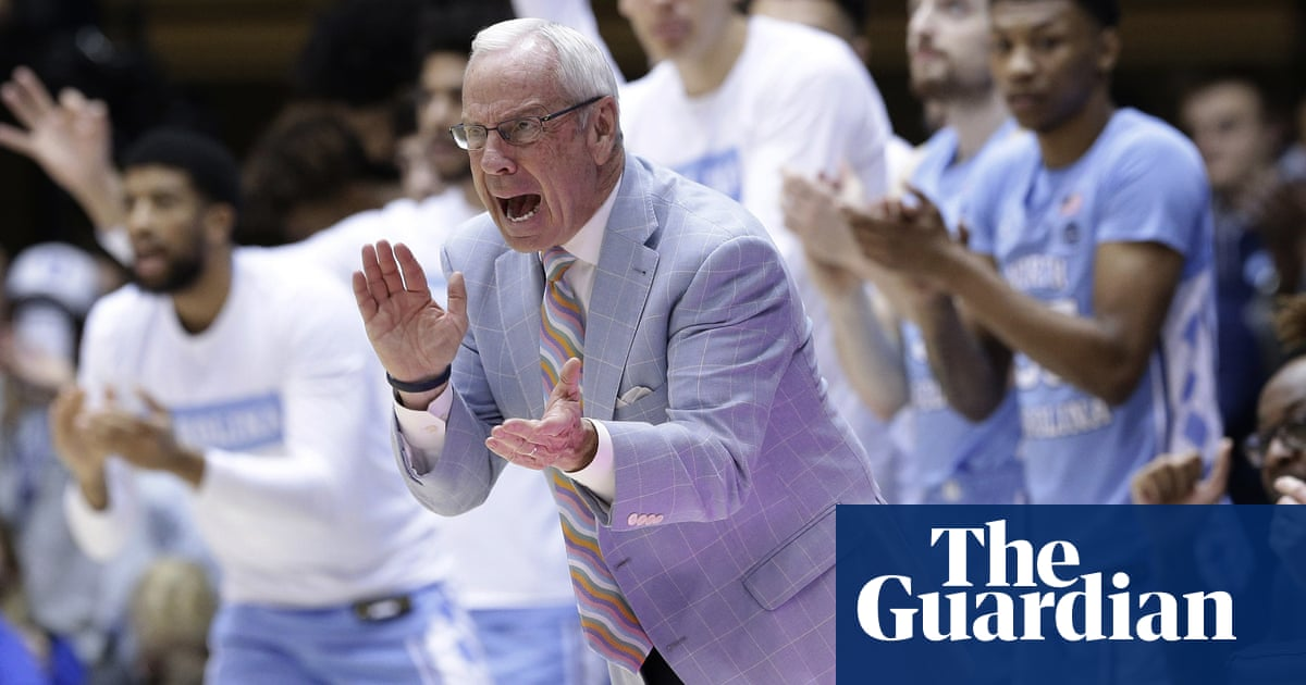 North Carolina coach Roy Williams retires after three national titles