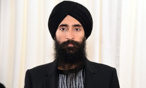 Waris Ahluwalia was prevented from boarding the Aeromexico flight because he would not remove his turban.