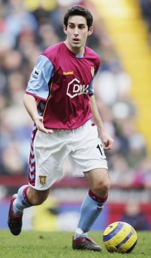 Peter Whittingham, seen here in 2006, came through the academy ranks at Aston Villa.