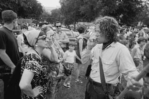 The Vietnam War sharply divided America in 1970, and supporters of President Nixon sought to counter the growing opposition by organizing a July 4th 'Honor America Day' in Washington, D.C. The celebration was quickly crashed by thousands of its critics, with marijuana activists staging a 'smoke-in' to protest.