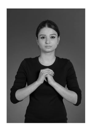 Shirin Neshat, from The Home of My Eyes series, 2015-19