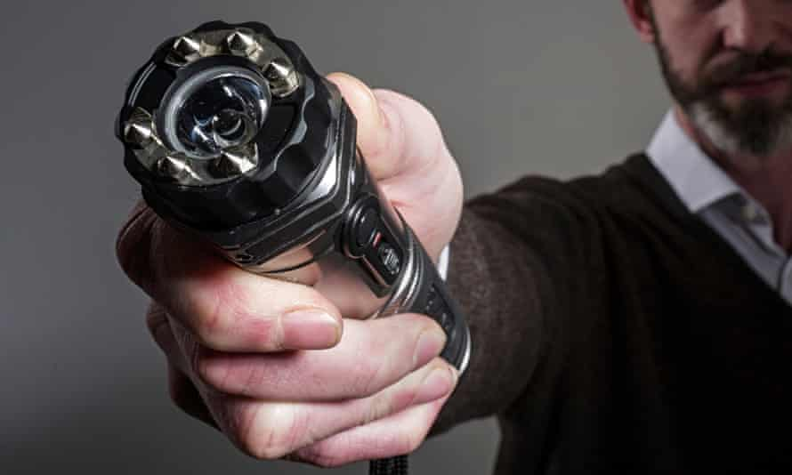 1m-volt stun gun bought from an Amazon seller in the US