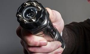 Stun gun/torch bought by the Guardian