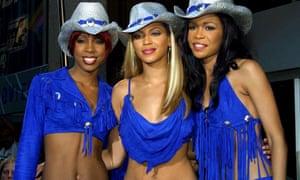 Destiny's Child in 2001