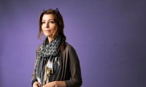 Writer Elif Shafak (Booker Prize Long List) seen at the  Edinburgh International Book Festival , Scotland UK 23/08/2019 © COPYRIGHT PHOTO BY MURDO MACLEOD All Rights Reserved Tel + 44 131 669 9659 Mobile +44 7831 504 531 Email:  m@murdophoto.com STANDARD TERMS AND CONDITIONS APPLY See details at http://www.murdophoto.com/T%26Cs.html  No syndication, no redistribution. sgealbadh, A22KLW