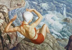 Spray (1939) by Harold Williamson.