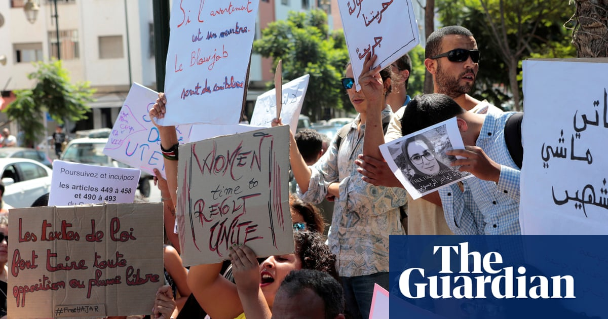 Protest held outside trial of Moroccan journalist accused of illegal abortion
