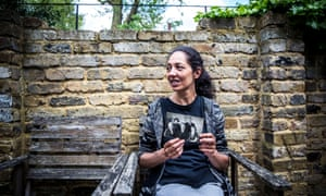 North Kensington resident Laura Tansley in Before Grenfell.