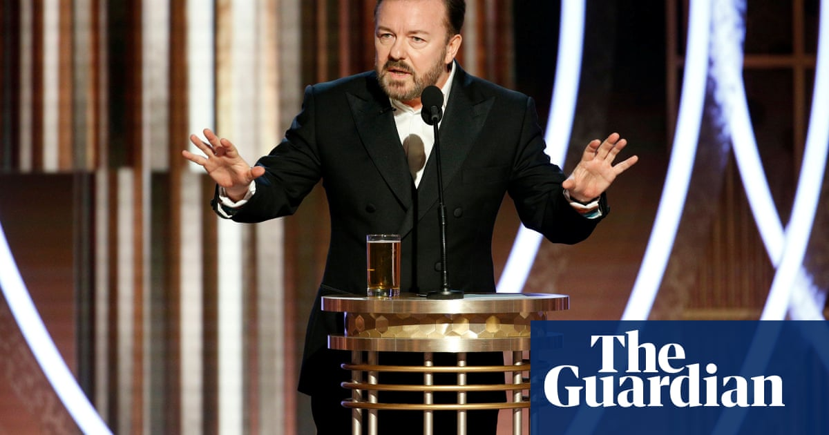 Is this the end of the awards show host?