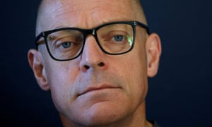 Dave Brailsford said: 'I've worked hard on my health so you can get bitter, angry, frustrated. I had to learn to accept it.'