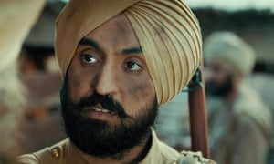 Sajjan Singh Rangroot review – Sikh first world war drama has mud