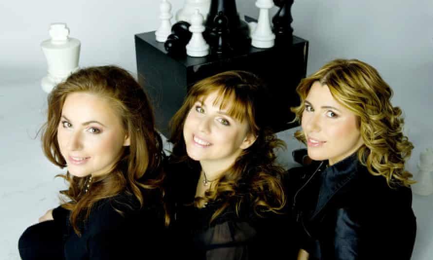 The Polgar sisters