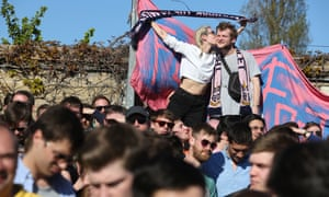 They're the famous Dulwich Hamlet and they look like Tuscany.