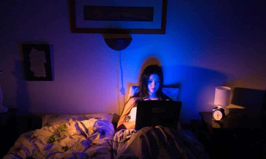 Laptop addict