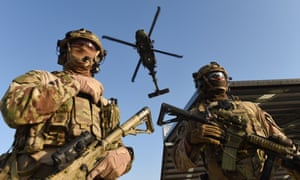 Australian defence force personnel