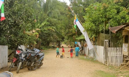 The case has rocked the small village of Pulau, an isolated community in the Indonesian province of Jambi.