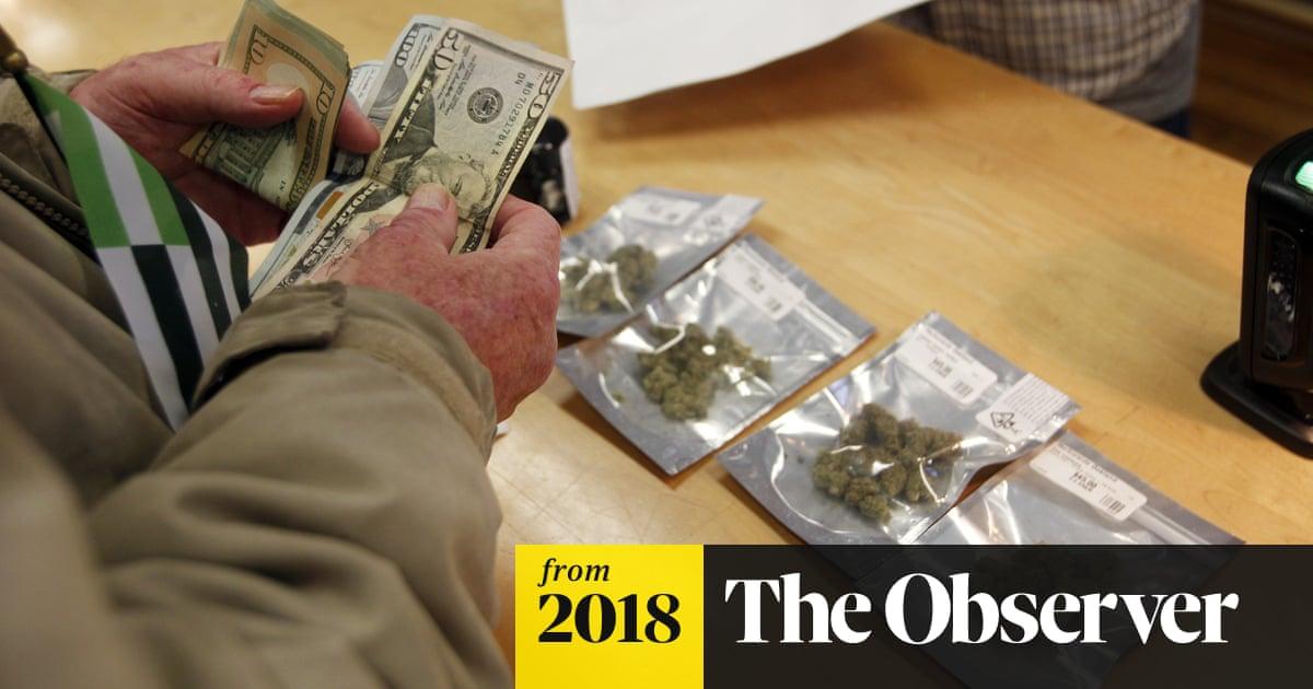 Legal marijuana cuts violence says US study, as medical-use laws see