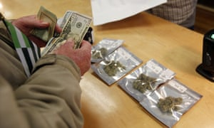Legal marijuana cuts violence says US study, as medical-use