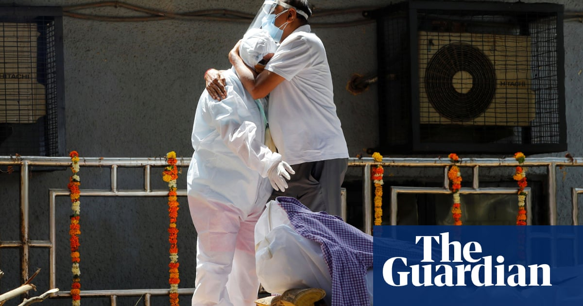 India's shocking surge in Covid cases follows baffling decline