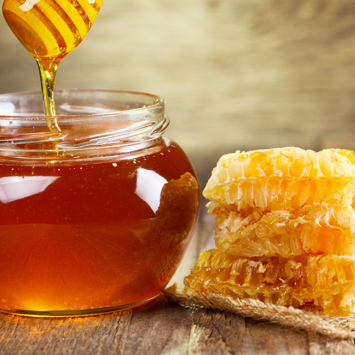 Honey can treat colds and flu-like illnesses