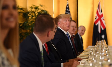 Trade war looms over G20 as Trump attacks India over tariffs - business live