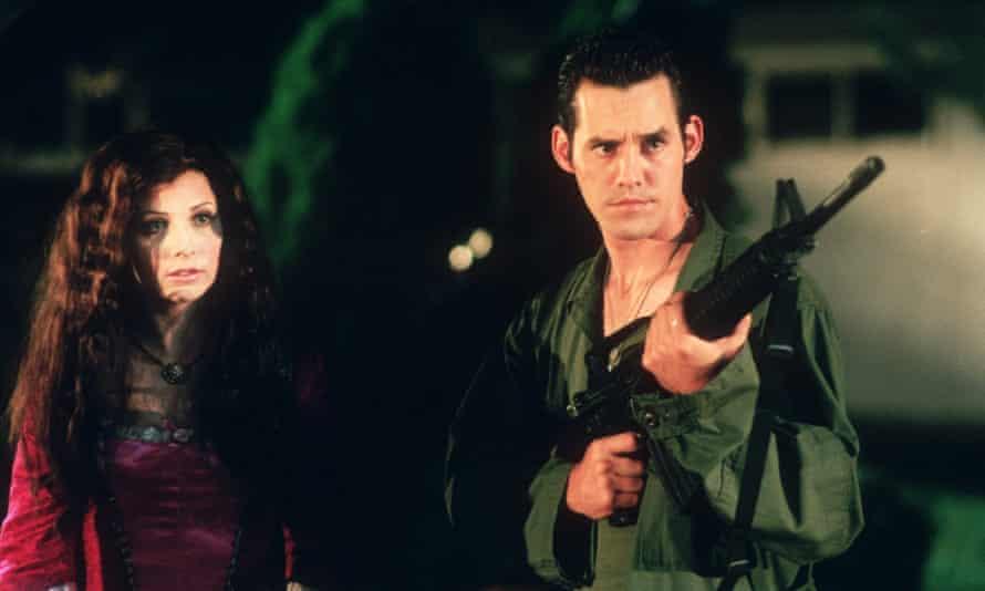 Xander in Buffy