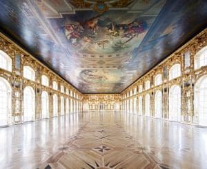 catherine palace by hofer
