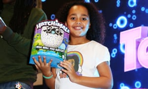 Hatchimals is forecast to be one of Christmas 2016's top-selling toys.