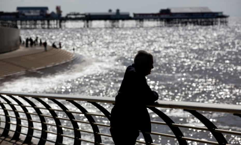 Former heroin addict Johnny, 47, in Blackpool