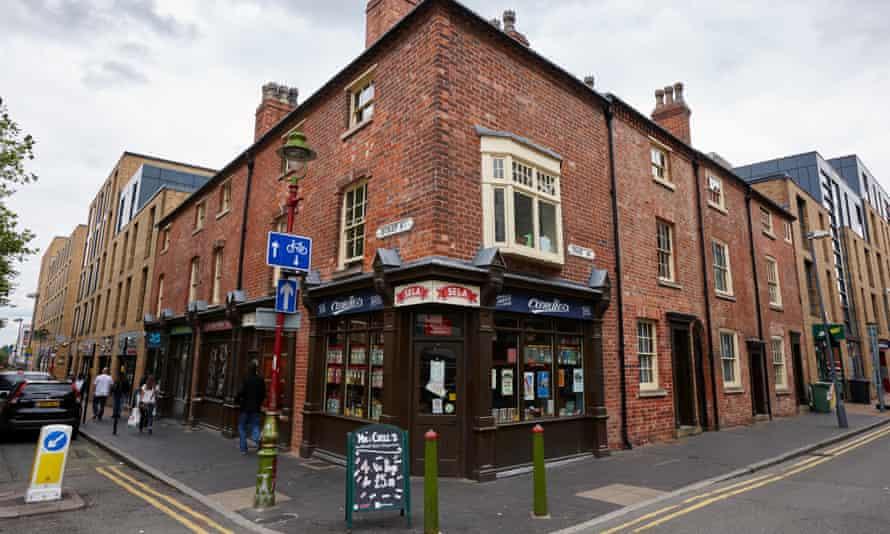 Birmingham back to backs museum corner of hurst and inge streets