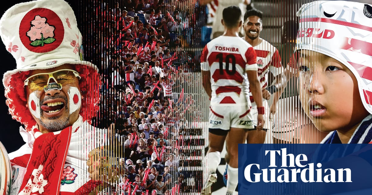 Brave new world: Japan braces for 'anything-can-happen' World Cup | Robert Kitson