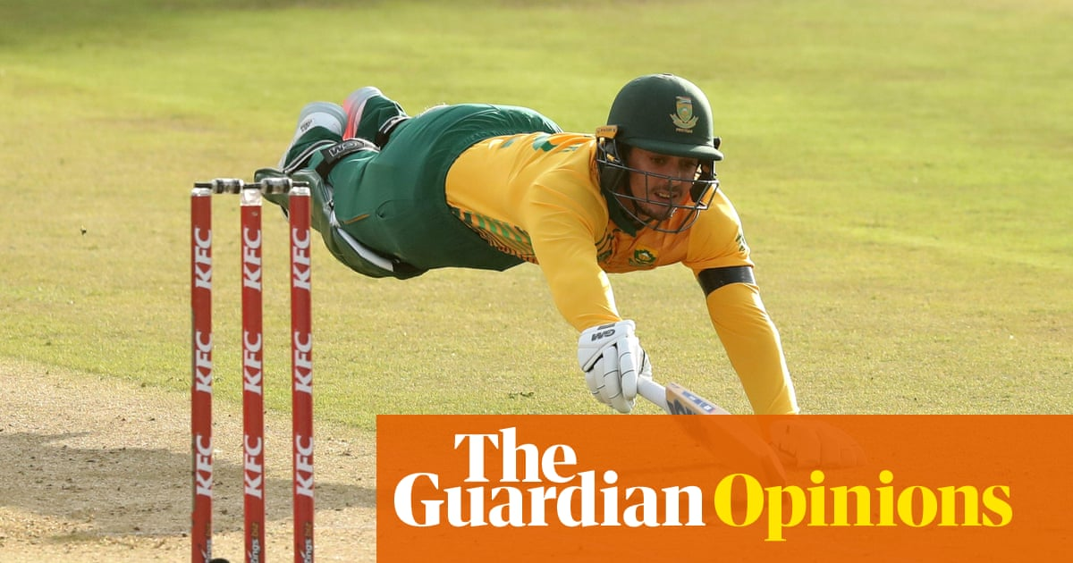 De Kock must explain his walkout on South Africa – silence achieves nothing