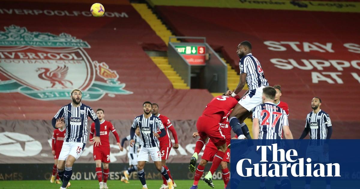 Semi Ajayi grabs point at Liverpool to kickstart Allardyces West Brom era