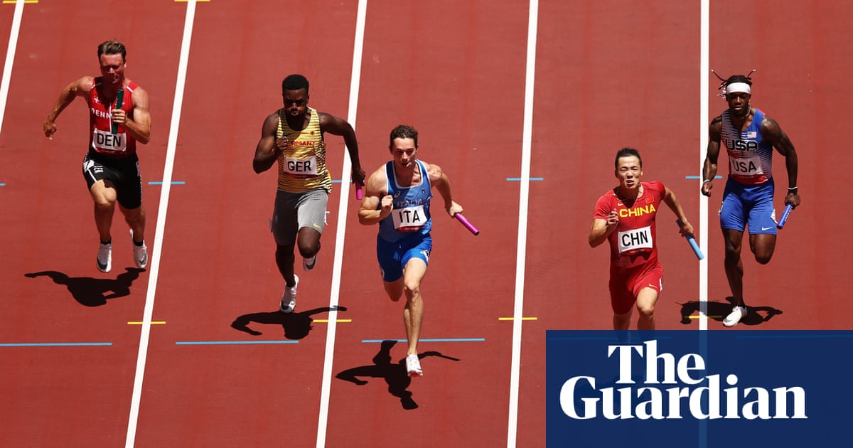 'A total embarrassment': Carl Lewis rips US men's 4x100m team after Tokyo flop