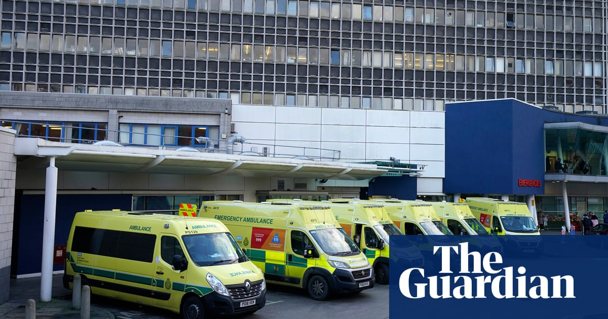 UK hospitals accused of burying dozens of patient safety reports