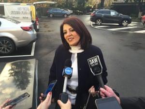 The Victorian minister for gaming, Marlene Kairouz
