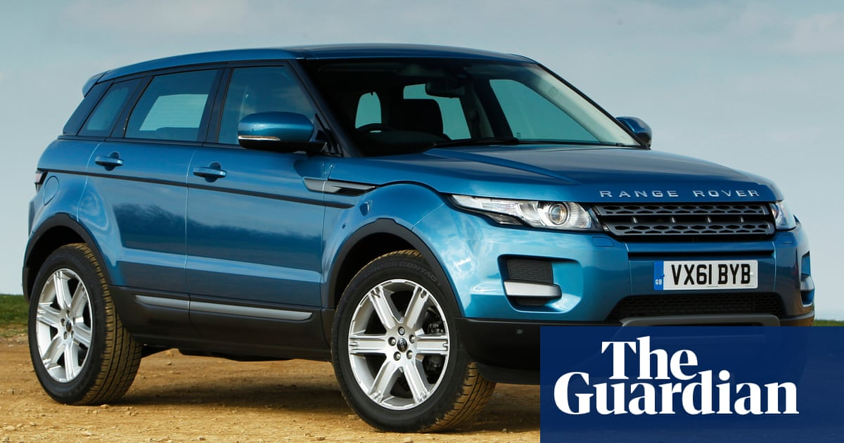 Range Rover Evoque Car Review Its A Compromise Car Technology - Show car tint santa maria