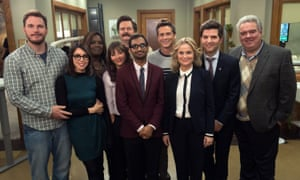 Parks and Recreation … interconnected aspiration.