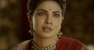 Priyanka Chopra: 'her eyes register a wife's hurt vividly'.