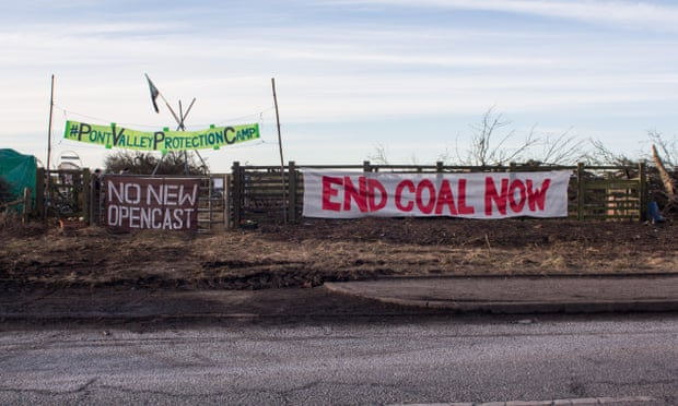 theguardian.com - Adam Vaughan - End coal mining in the UK, environmentalists urge government