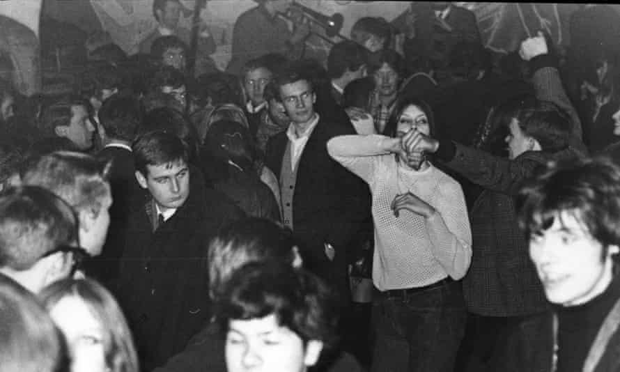 The Jazz Club at Eel Pie Island in January 1967