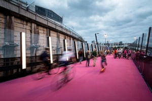 Nelson Street Cycleway by Monk Mackenzie, LandLab and GHD in Auckland, New Zealand