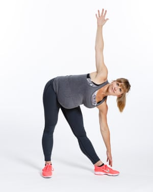 how much can you exercise while pregnant  life and style