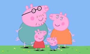 It Was Like Meeting The Pope How Peppa Pig Became A 1bn Global