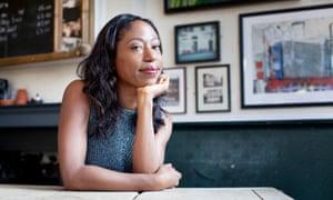 'You have to be brave' … actor Nikki Amuka-Bird.