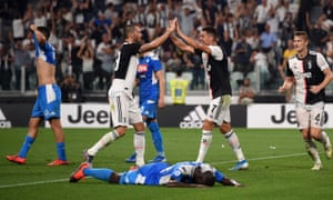 Serie A | Football | The Guardian