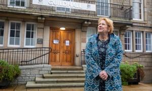 Conservative councillor Linda Taylor