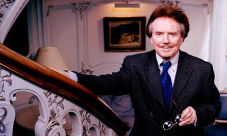 Norman Sherry in the Savile Club, London, where he met Graham Greene in 1974. 'Follow me to the end of my life,' commanded Greene.